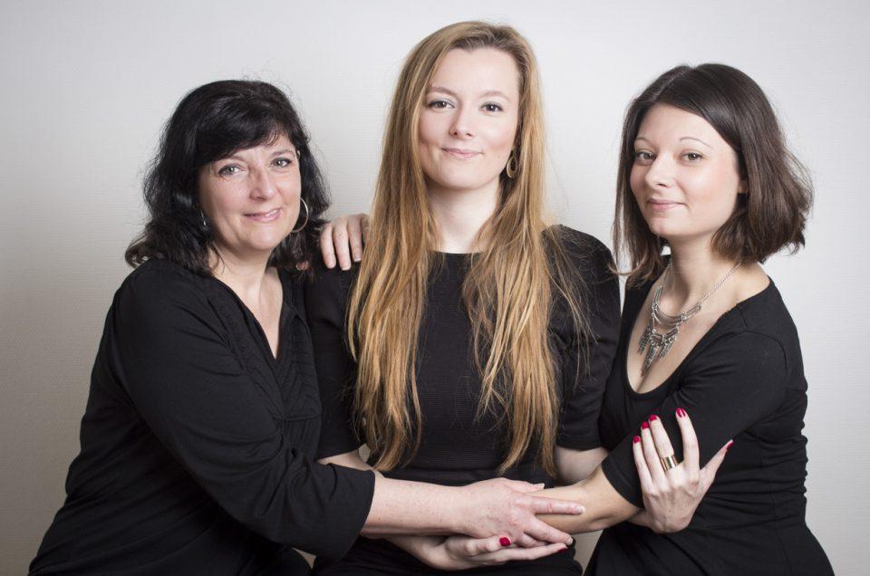 La mère et ses filles
