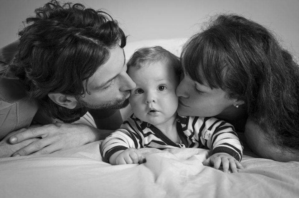 Séance photo bébé – Maine et Loire – Evan