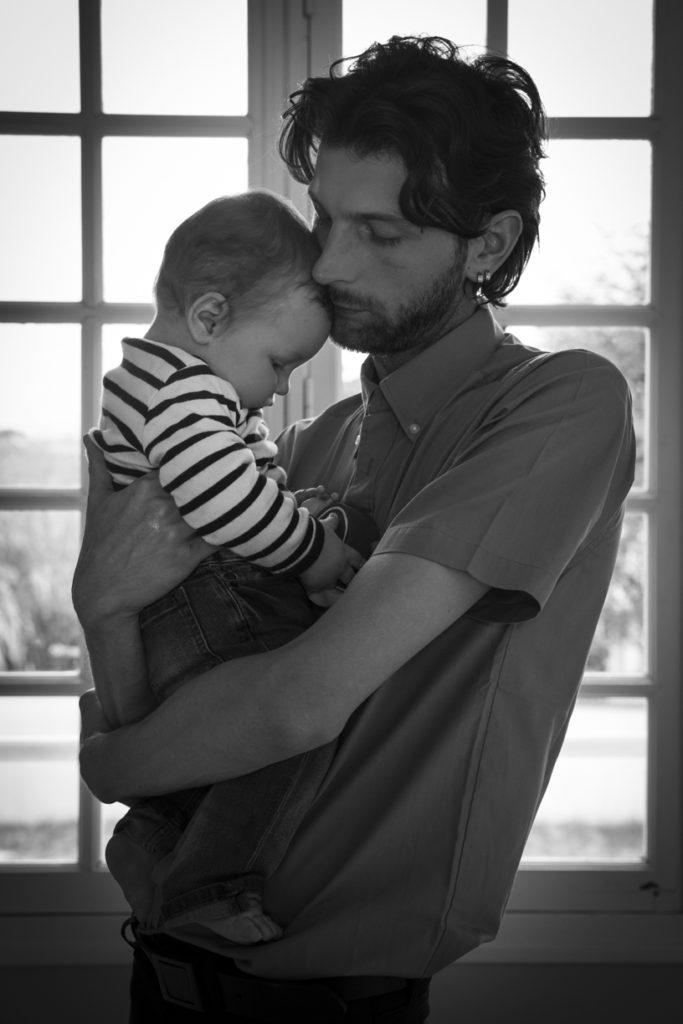Bébé Evan 7 mois 3