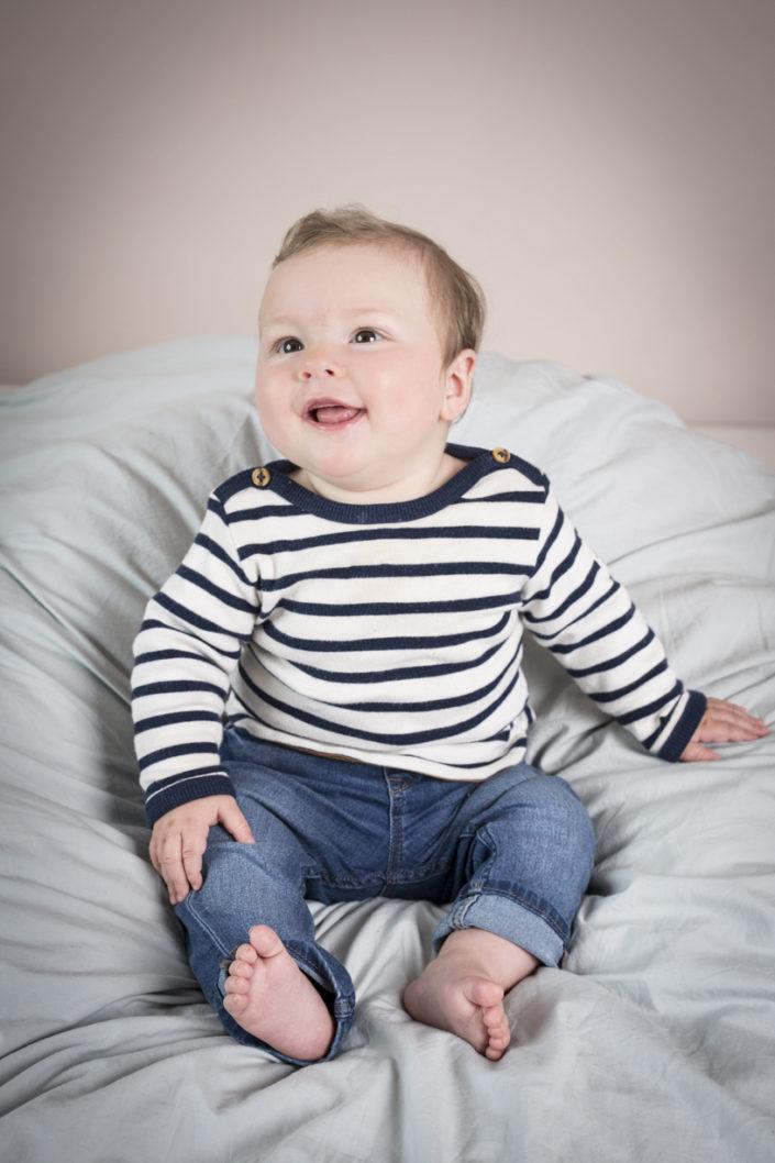 Bébé Evan 7 mois 4