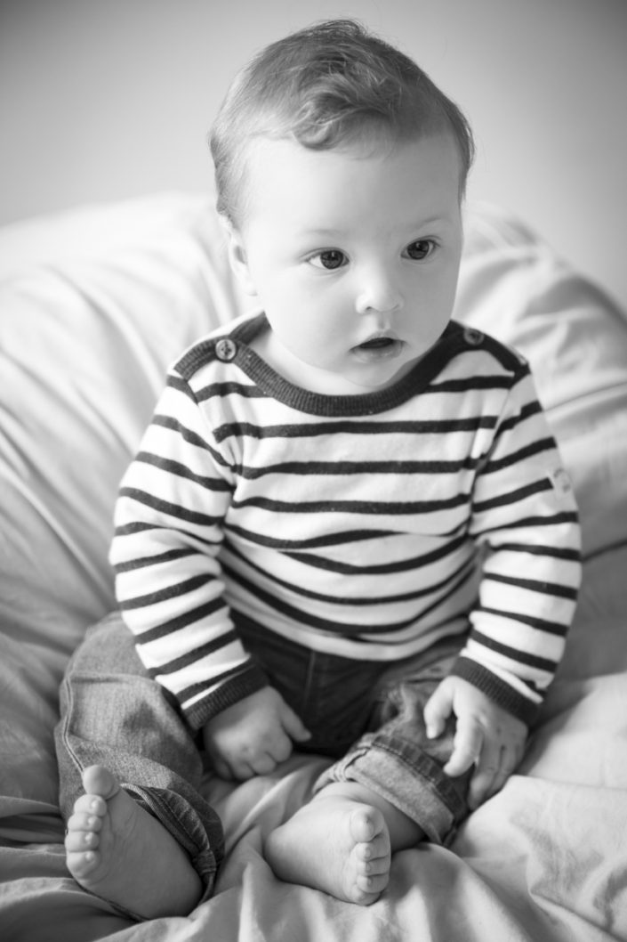 Bébé Evan 7 mois 5