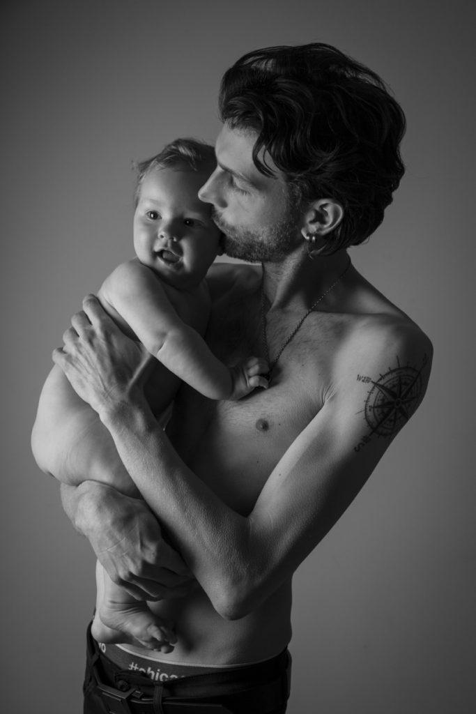 Bébé Evan 7 mois 12