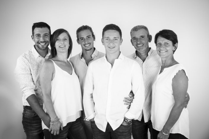 Photos de Famille en studio 4