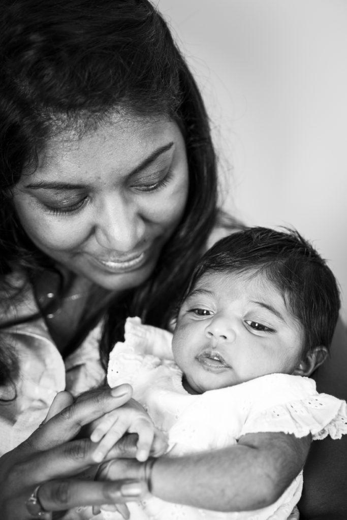 Séance photo bébé à domicile 5