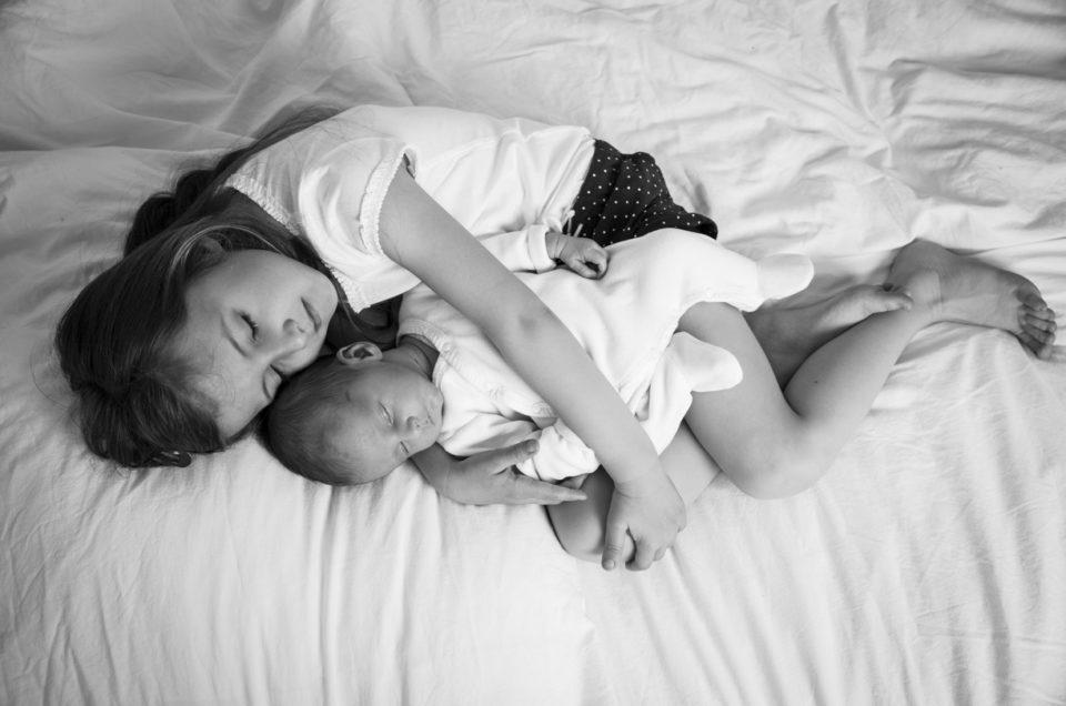 Séance nouveau né à domicile – Photographe île-de-France