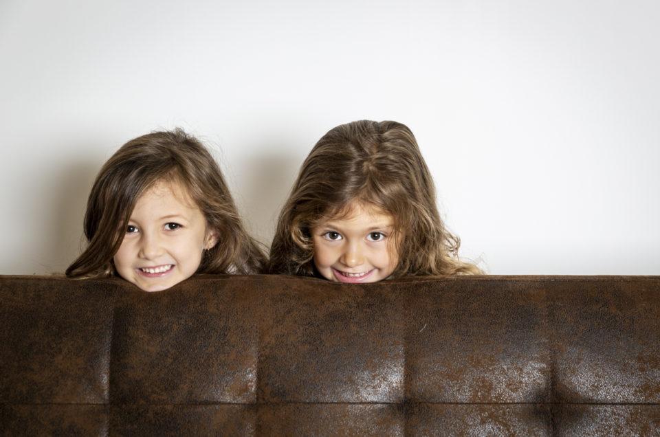 Deux cousines au studio photo – Angers/Cholet/Saumur
