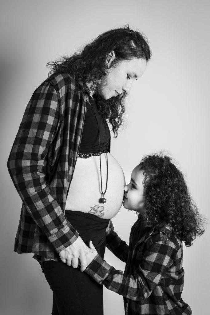 séance photo grossesse en famille 6