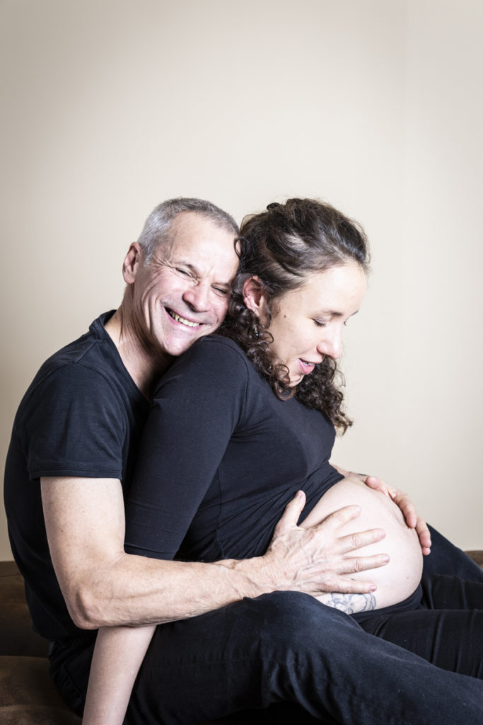séance photo grossesse en famille 9