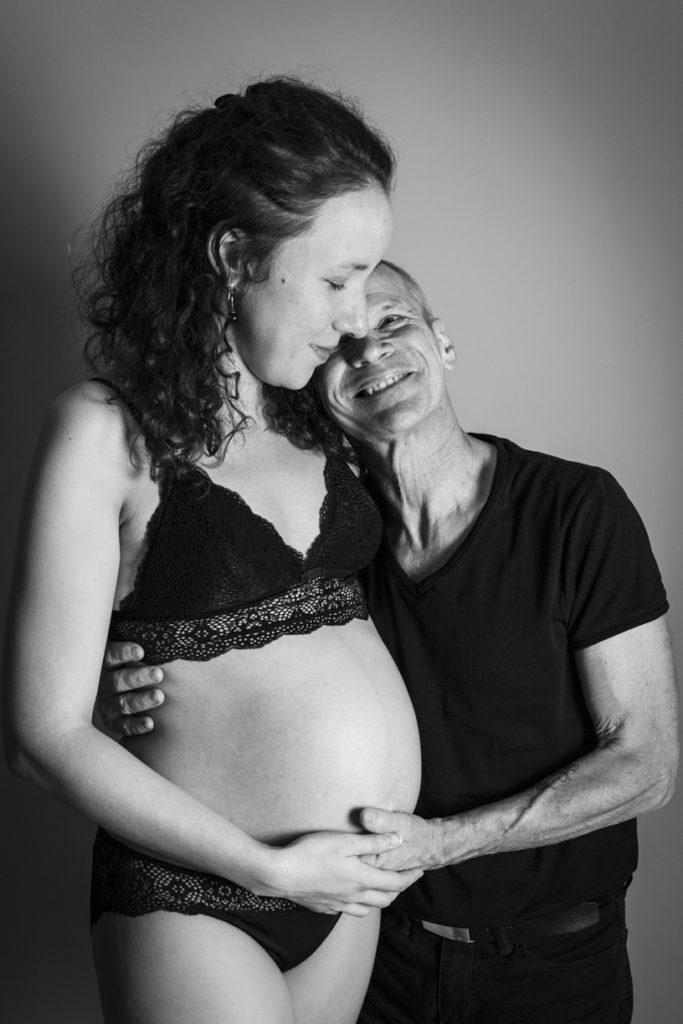 séance photo grossesse en famille 17
