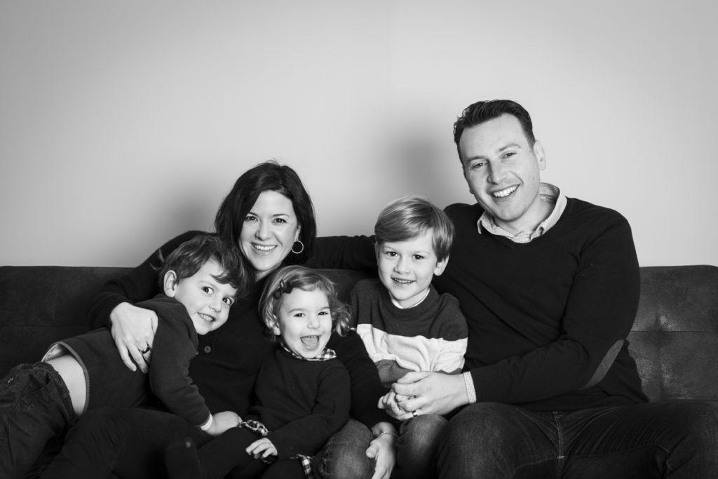 Famille épanouie 1