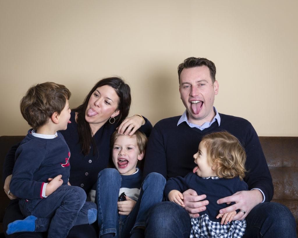 Famille épanouie 3