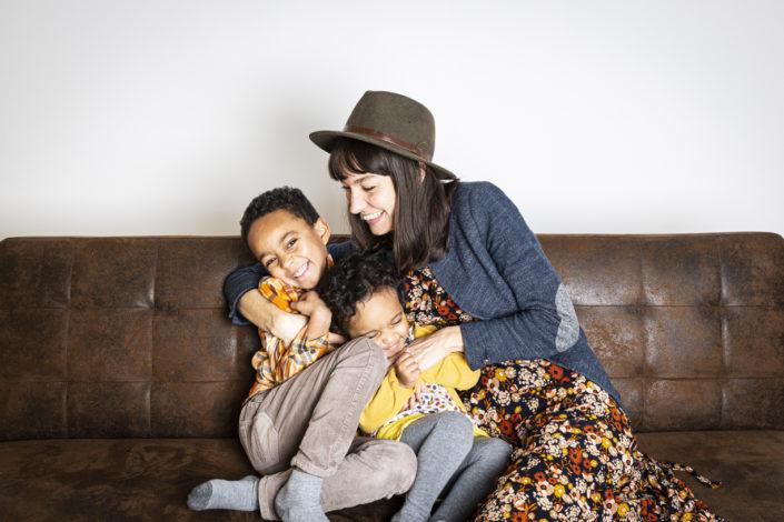 Séance photo mère enfants 2