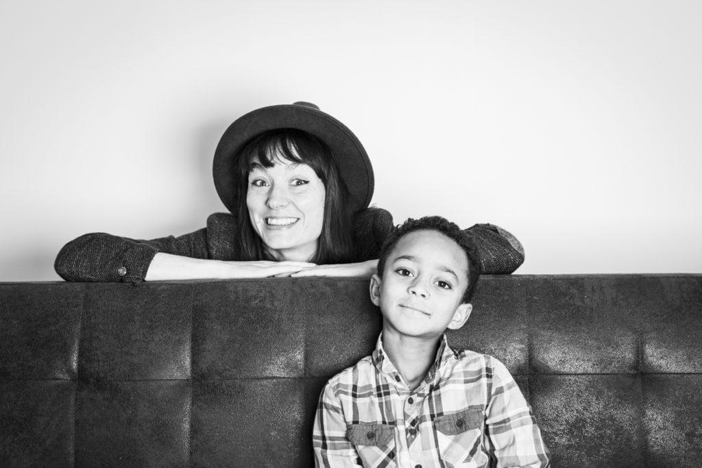 Séance photo mère enfants 4