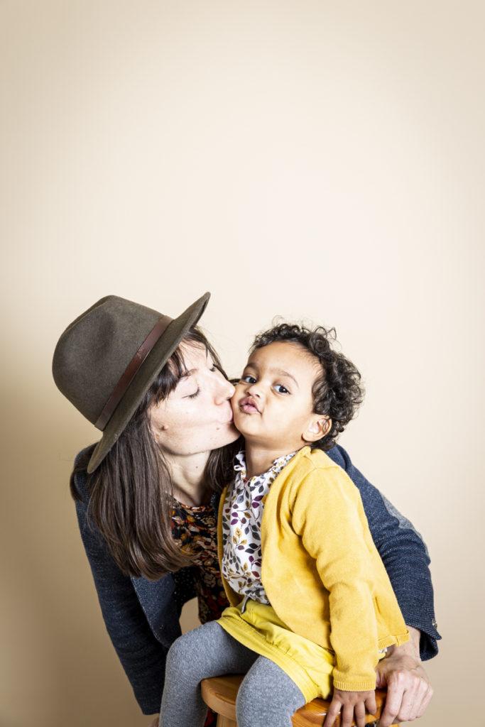 Séance photo mère enfants 12