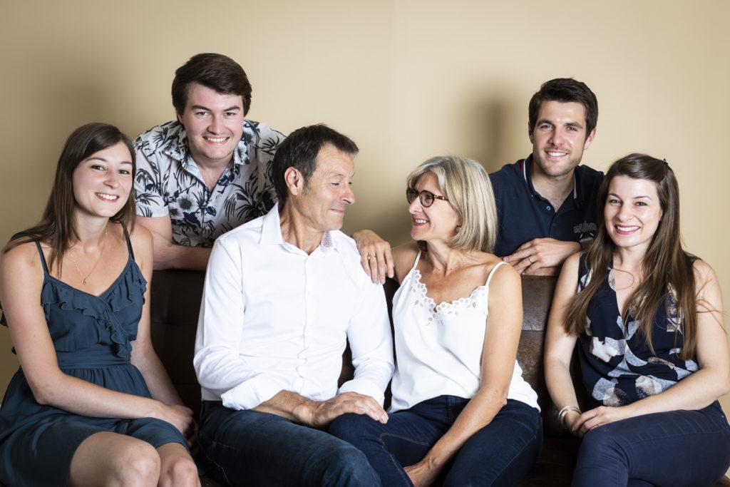Séance découverte famille au studio 1