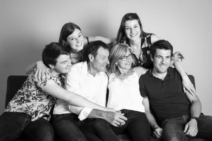 Séance découverte famille au studio 3