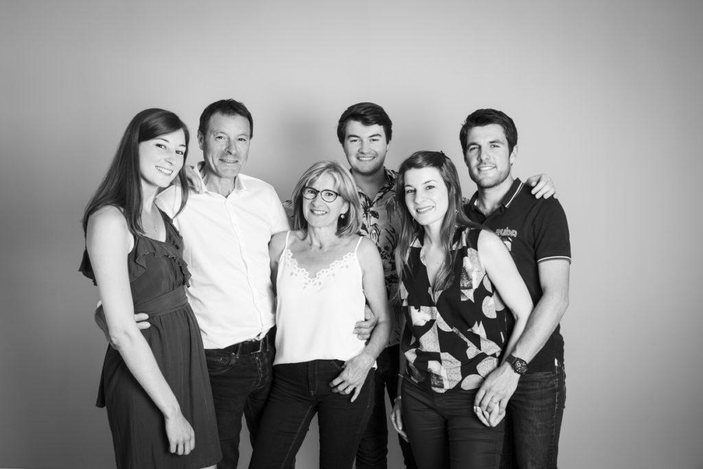 Séance découverte famille au studio 7