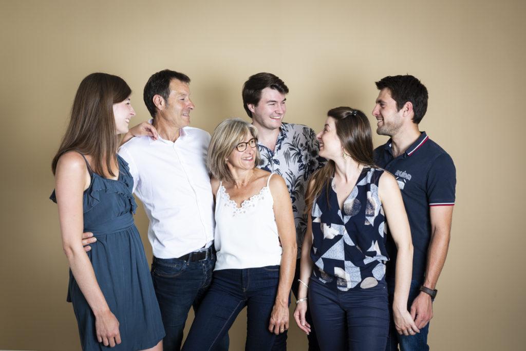Séance découverte famille au studio 10