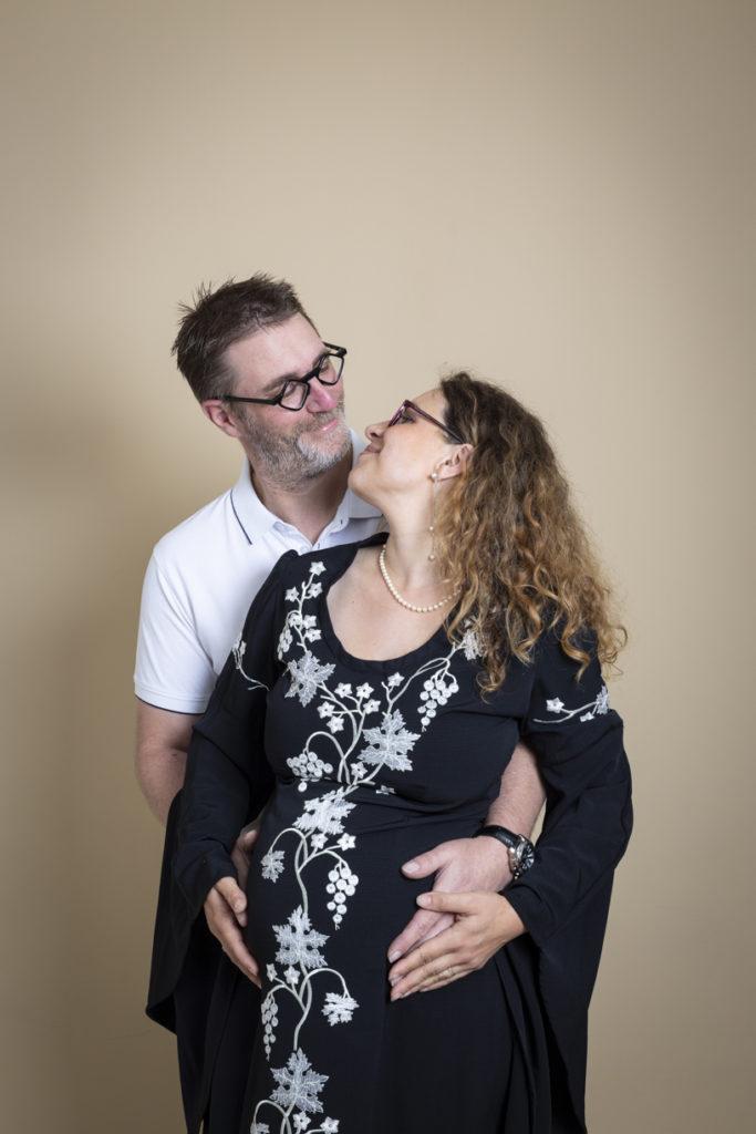 Portraits de grossesse en famille 5