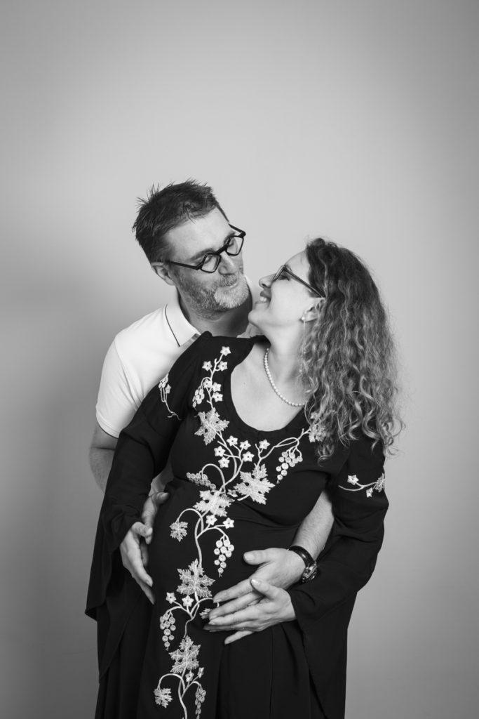 Portraits de grossesse en famille 6