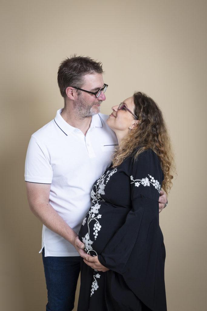Portraits de grossesse en famille 7