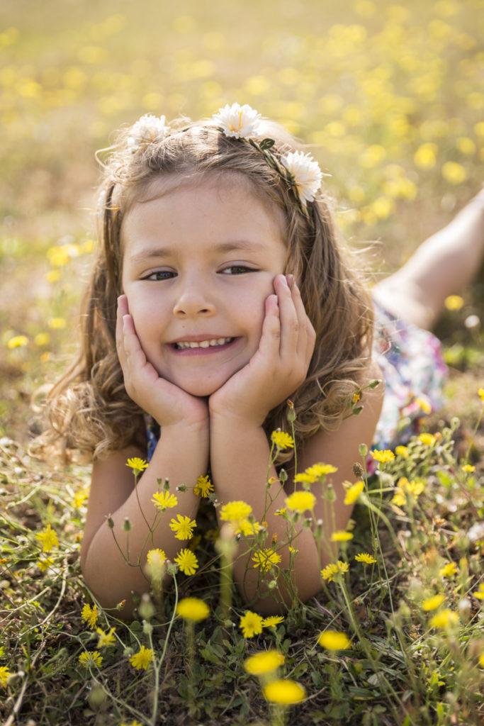 séance photo enfant en extérieur 1