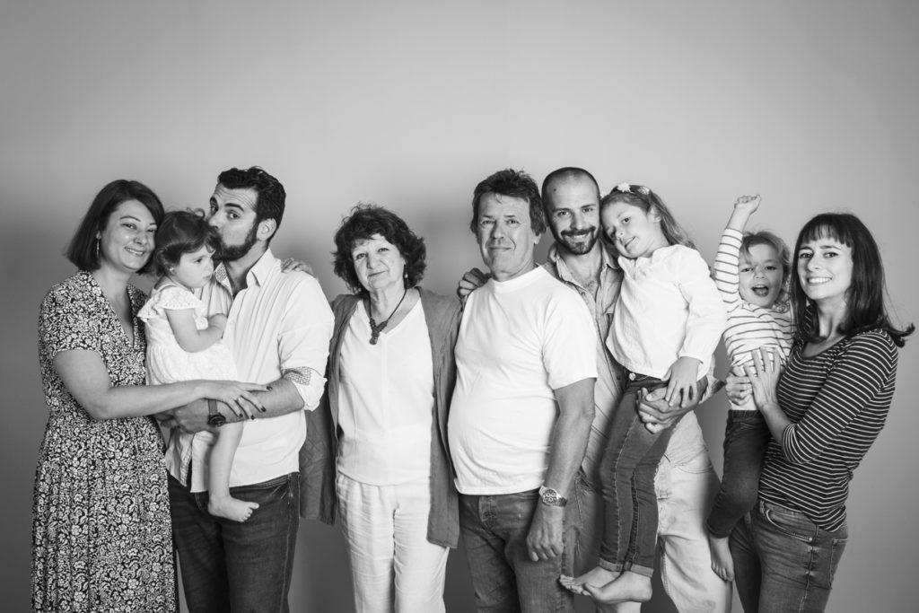 Portraits de famille 1