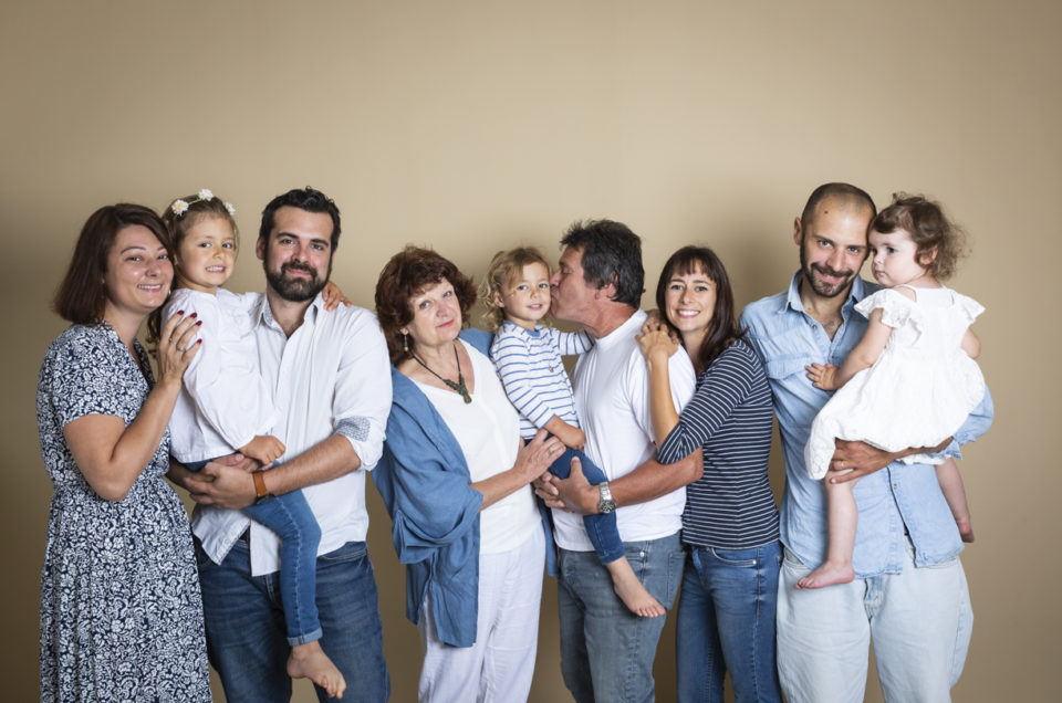 Portraits de famille – Studio photo – Chemillé-en-Anjou