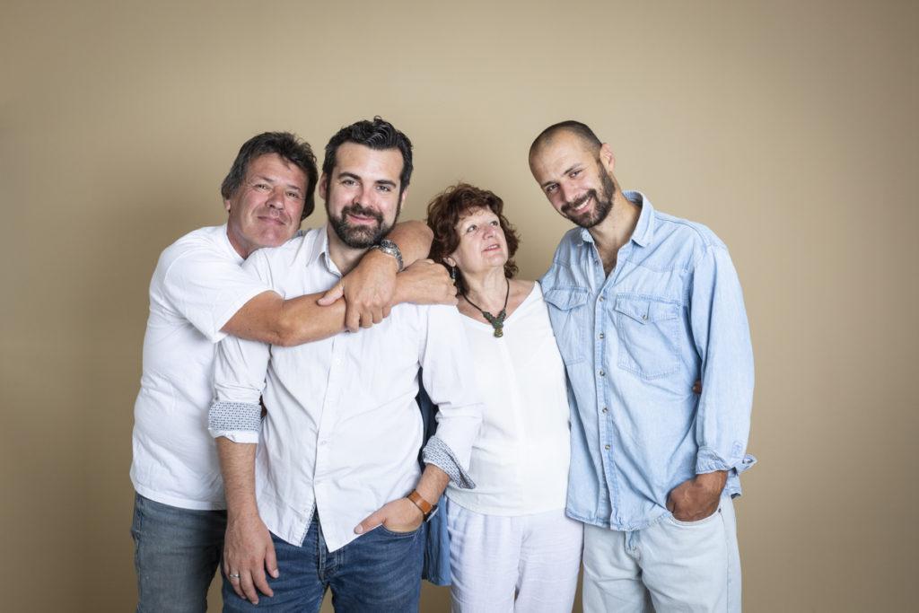 Portraits de famille 8