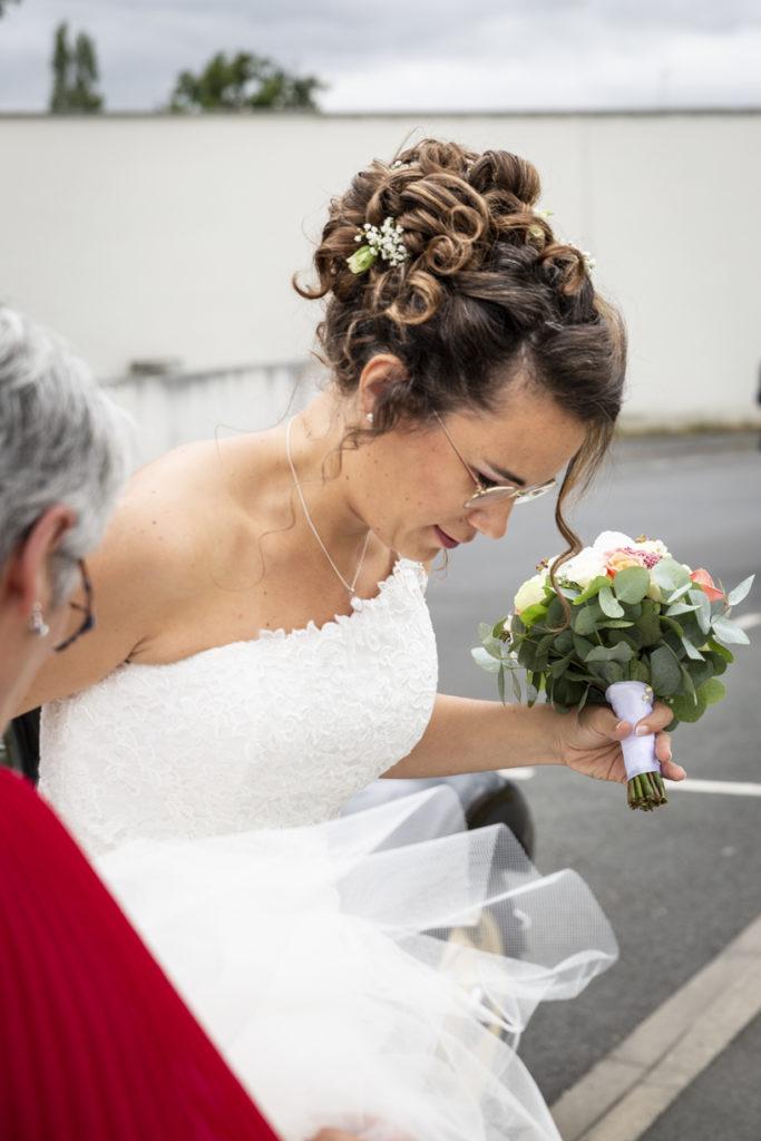 Mariage en Juillet 2