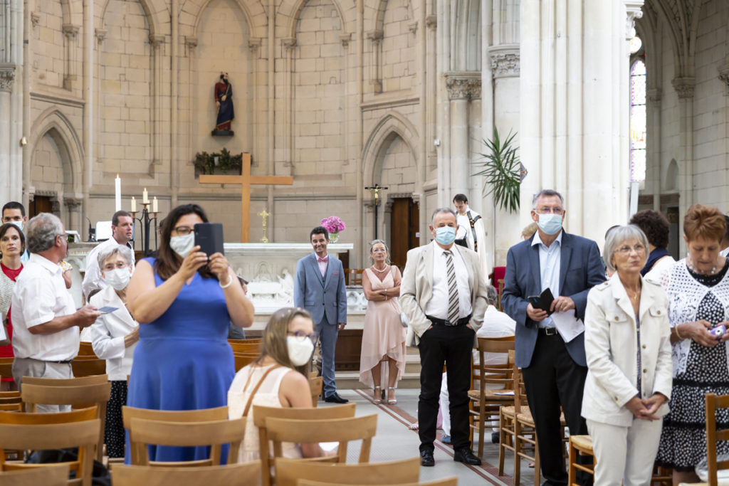 Mariage en Juillet 42