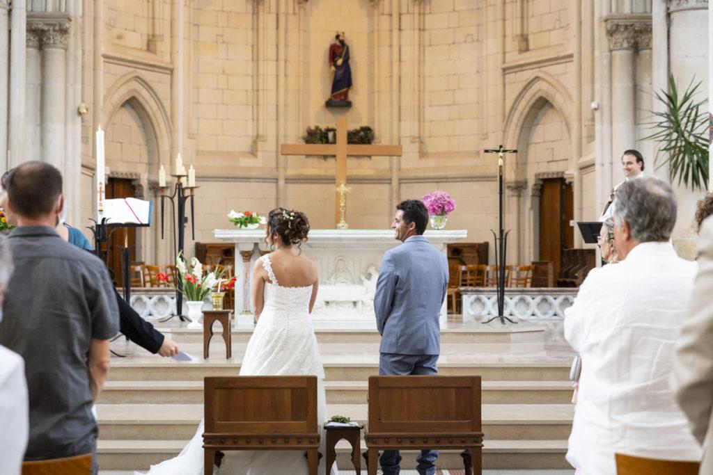 Mariage en Juillet 44