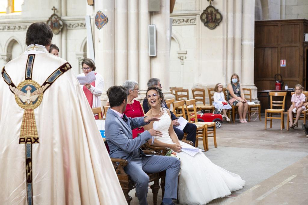 Mariage en Juillet 56