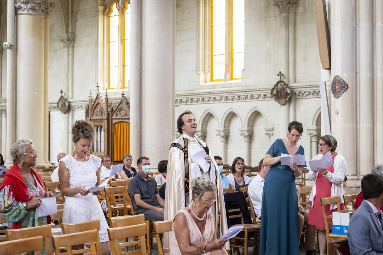 Mariage en Juillet 57