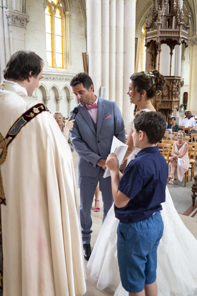 Mariage en Juillet 61