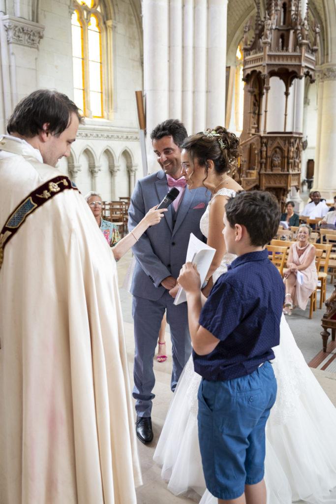 Mariage en Juillet 62