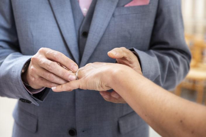 Mariage en Juillet 70