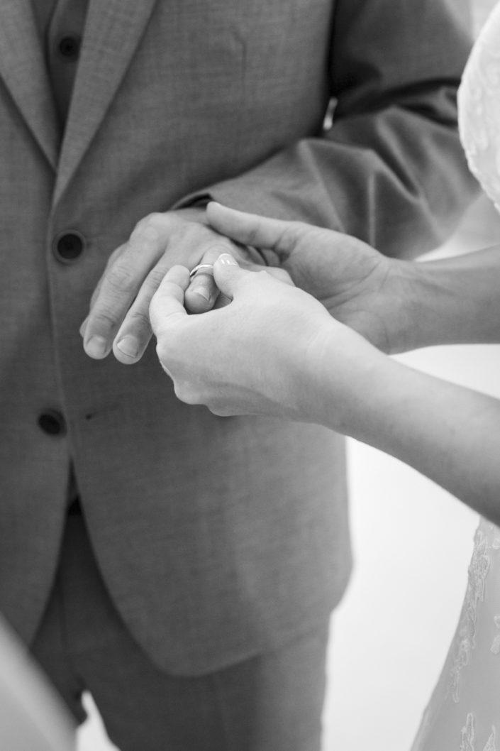 Mariage en Juillet 73