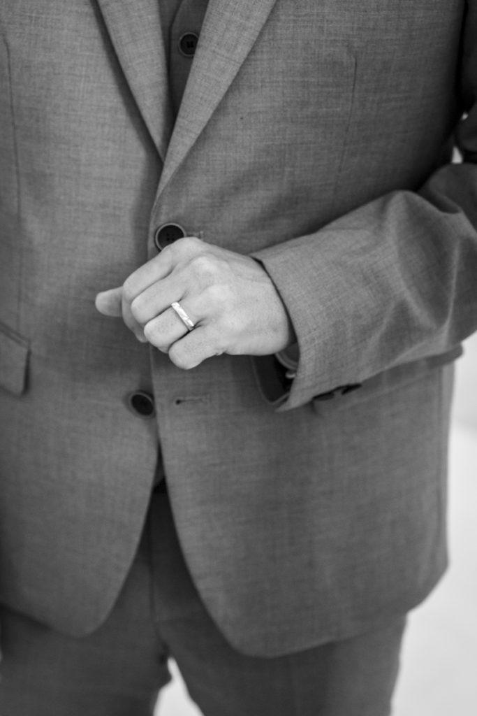 Mariage en Juillet 75