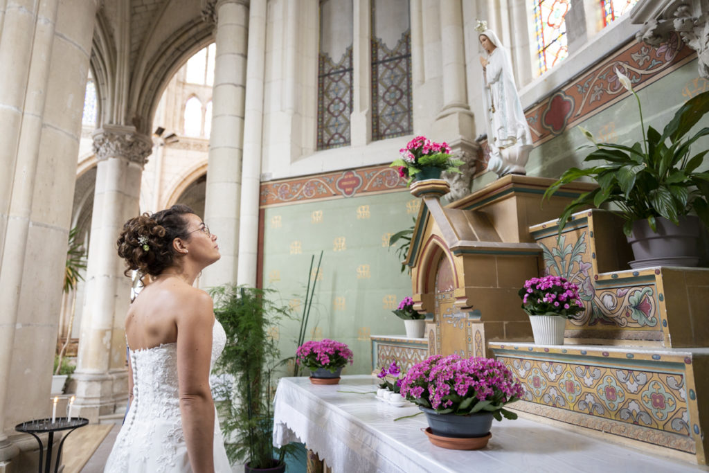 Mariage en Juillet 84