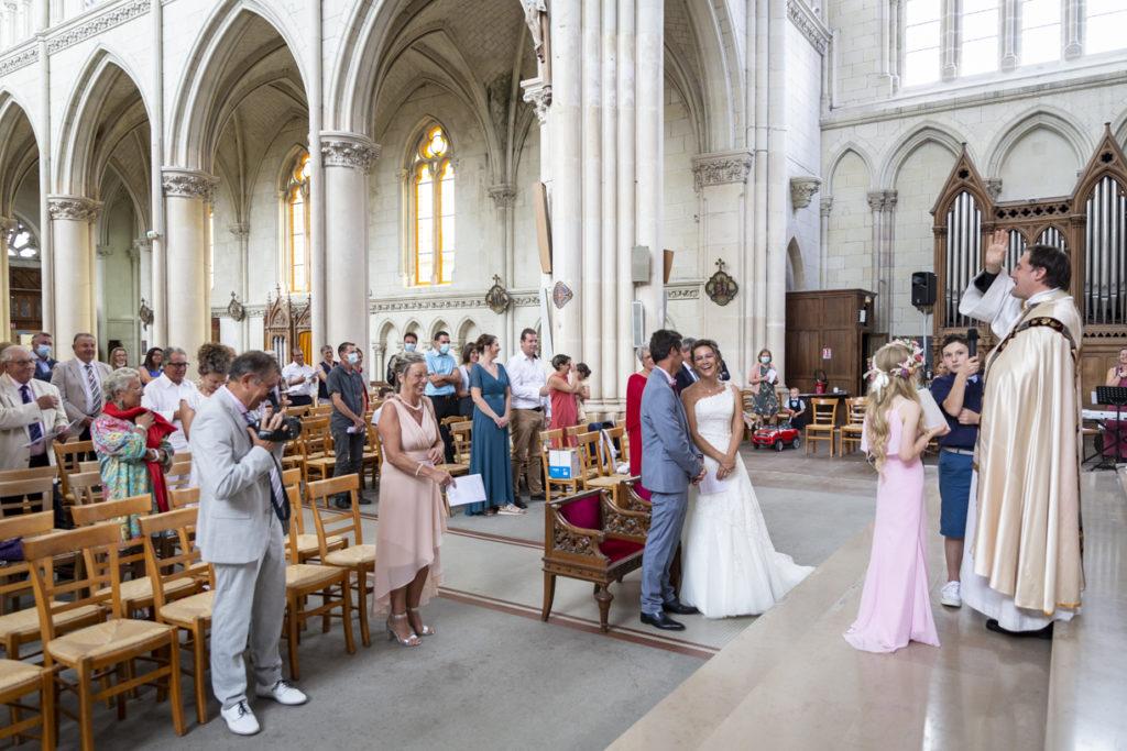 Mariage en Juillet 89
