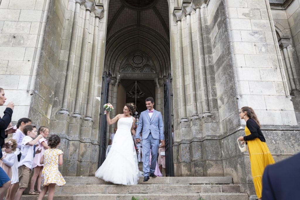 Mariage en Juillet 95