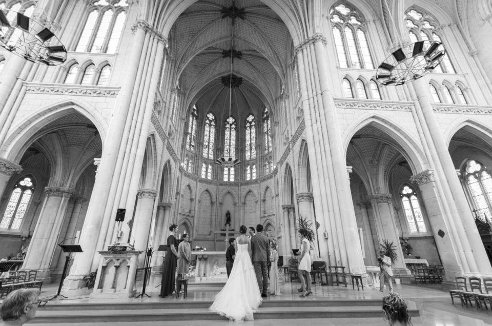 Mariage en Juillet – D. et C. – Trémentines / Cholet