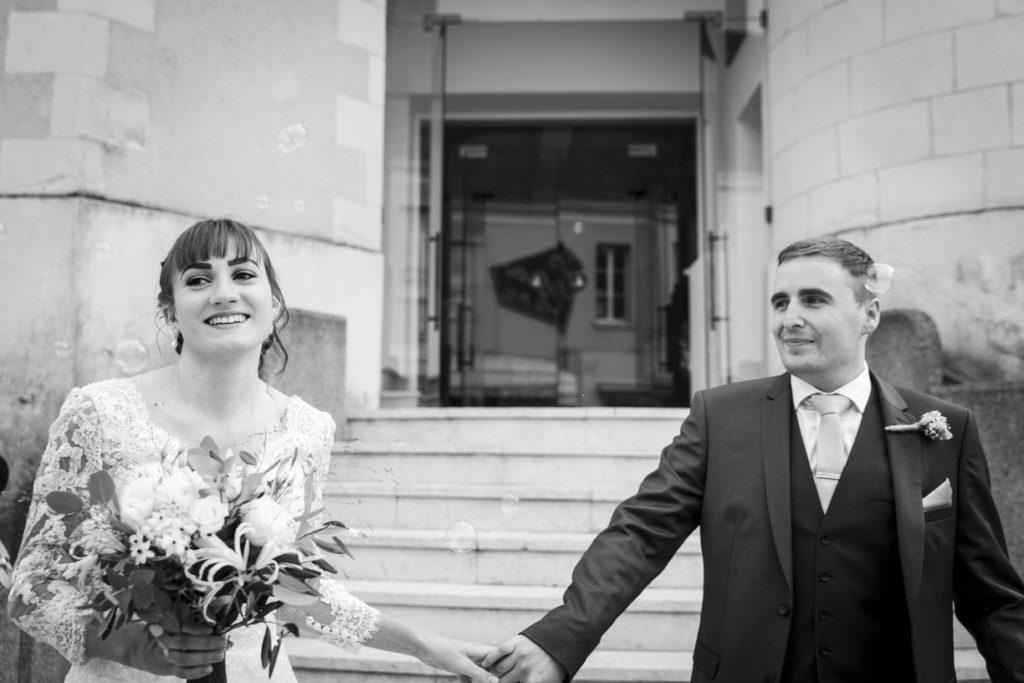 Mariage en octobre 11
