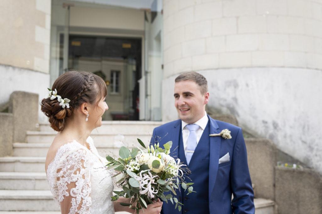 Mariage en octobre 12