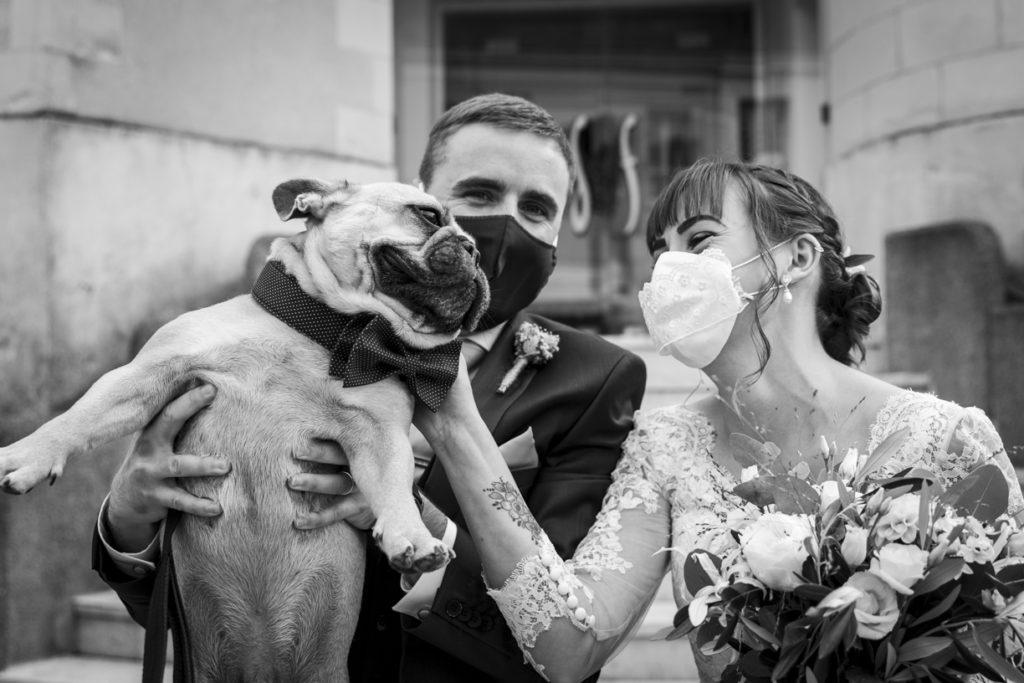 Mariage en octobre 17