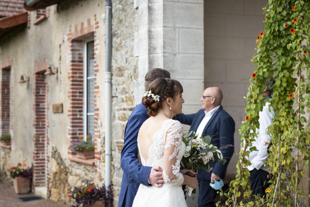 Mariage en octobre 23