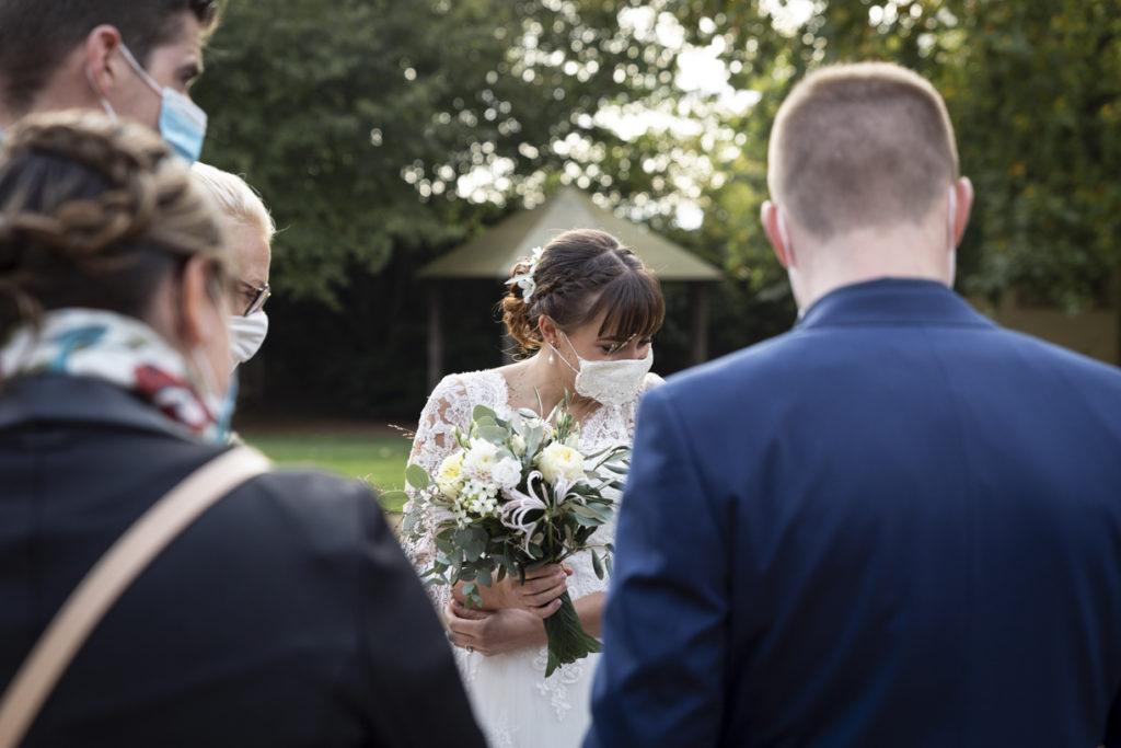 Mariage en octobre 25