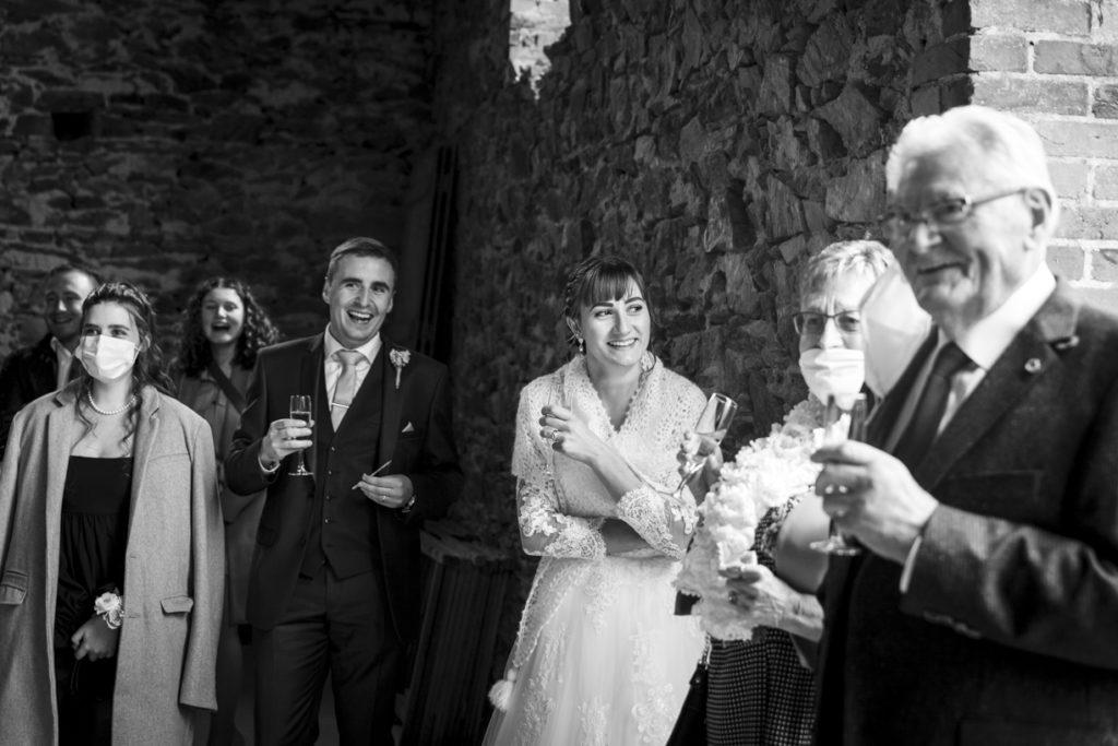 Mariage en octobre 53