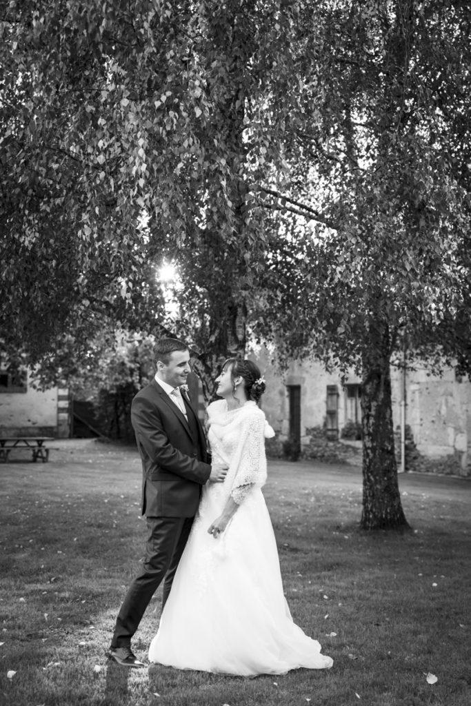 Mariage en octobre 62